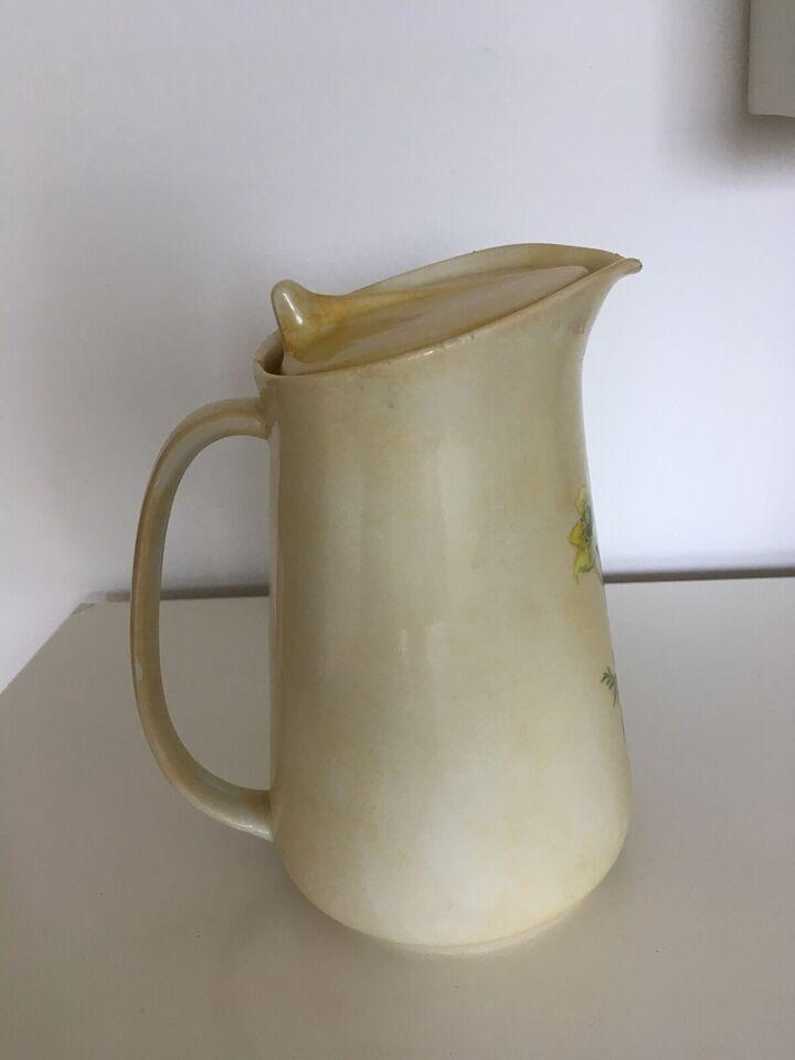 Porcelænskande, Danild