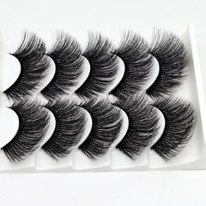 5Pairs-3D-Mink-False-Eyelashes-Long-Natural-Thick-Fake-Eye-Lashes-Mink-Makeup