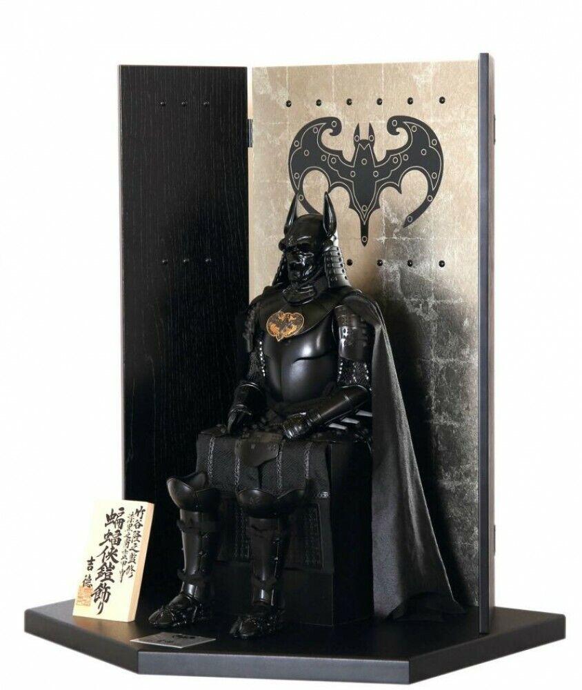 Batman JP Exclusive Samurai Armor Set Handmade Kabuto Yori Takayuki Taketani