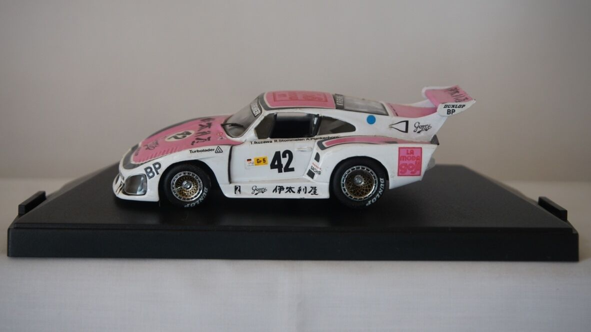 Quartzo 3002 Porsche 935 Kremer K3 'Gozzi Kremer' Le Mans 1980 1 43