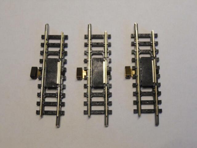 MINITRIX 14979 / 4979 Kontaktgleis 50,0mm 3 Stück (33390)