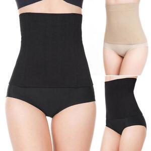 71539e133 Women Body Shaper Control Slim Tummy Corset High Waist Panty Shape ...