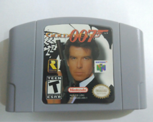 For-Nintendo-64-N64-Game-Card-Cartridge-Console-US-Version-GoldenEye-007