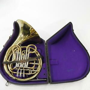 Kruspe-Double-French-Horn-in-Lacquer-Finish-SN-38259-CLASSIC-VINTAGE-HORN