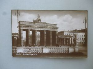 Ansichtskarte-Berlin-Brandenburger-Tor-Nr-618