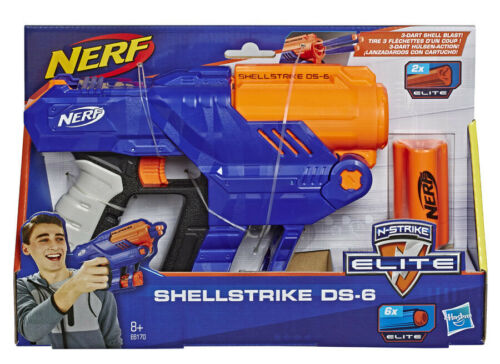 Nerf Elite Shellstrike HASBRO