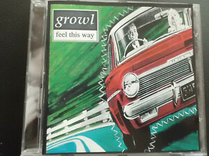 Growl-Feel-This-Way-CD-1995-Indie-Rock