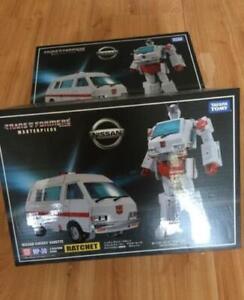 Transformers Masterpiece MP-30 Ratchet Nissan Cherry Vanette NEW 100/% Takara