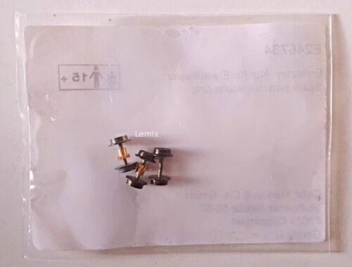 3 Radsätze Minitrix E246734 Zubehörset Radsätze NEU OVP Spur N