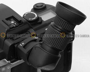 Seagull 1x-2.5 x ángulo recto Visor Para Canon Nikon Pentax Sony Olympus Dslr