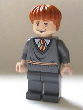 Lego RON WEASLEY Harry Potter Minifigure 5378 4762 Dual Sided Head