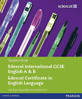 Edexcel International GCSE English A & B Student Book with ActiveBook CD by Pam Taylor (Mixed media product, 2010)