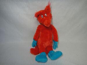 Dr-Seuss-Fox-In-Socks-18-034-Plush-Soft-Stuffed-Animal-by-Kohls-Cares