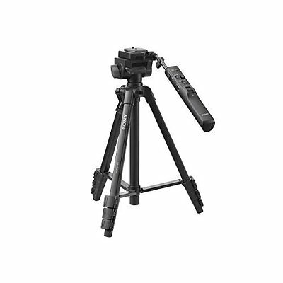 SONY tripod remote control 3-stage 3WAY aluminum VCT-VPR1 C Japan new.