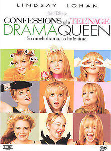 Image Is Loading Confessions Of A Teenage Drama Queen DVD Lindsay
