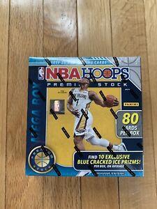 2019-2020 Panini NBA Hoops Premium Stock Mega Box Brand New Sealed Zion Morant