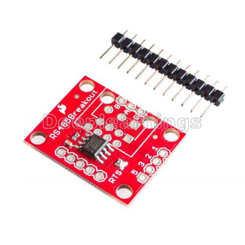 3.3V UART serial to RS485 SP3485 Transceiver Converter Communication Module