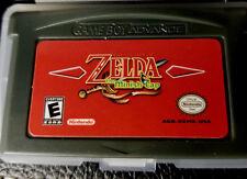 Legend of Zelda: The Minish Cap (Nintendo Game Boy Advance, 2005) GBA, US Seller