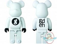 Goodenough 400% Bearbrick White Figure Medicom