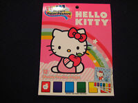 Hello Kitty - Magic Paint Poster - Pad Of 12 Sheets