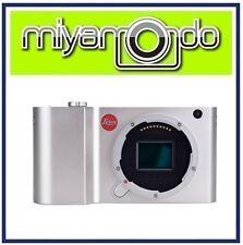 Leica T Typ 701 Body (Silver) Mirrorless Camera