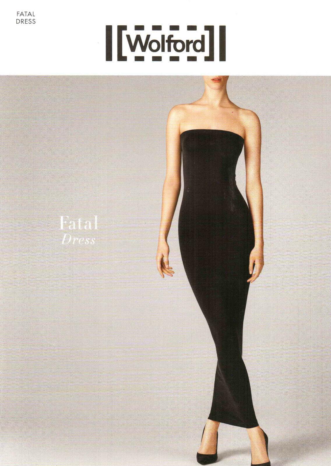 LUXUS PUR  WOLFORD Dress FATAL (50706), S, lipstick, NEU&OVP, 145,00 Euro