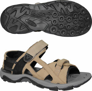 e37ac786f371e Details about Best Group Sun Mens Sandals Suede Cushioned Casual Summer  Travel Walking Sandal