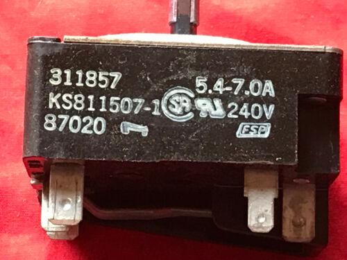 KS811507-1 311857 WHIRLPOOL RANGE SWITCH FREE SHIPPING 194