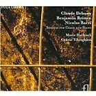 Claude Debussy, Benjamin Britten, Nicolas Bacri: Sonatas for Cello and Piano (2008)