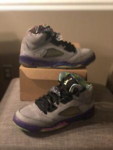 wholesale dealer 68566 7a47c Details about Nike Air Jordan Retro 5 Fresh Prince Bel-Air GS Size 6.5 Big  Kids 621959-090