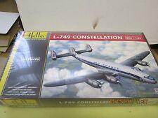 1/72  HELLER  L-749  CONSTELLATION  TWA/ AIR  FRANCE    (80310)    506g