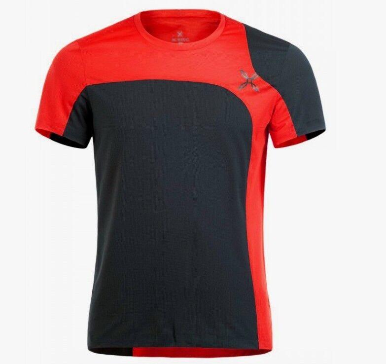 Montura Extérieur Style Tee-Shirt,Lumineux Haut Fonctionnel pour