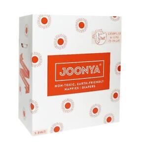 Joonya, Disposable Baby Nappies, Crawler Size, 168 Nontoxic Eco Nappies