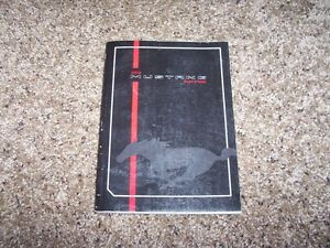 ford mustang owner operator manual coupe convertible