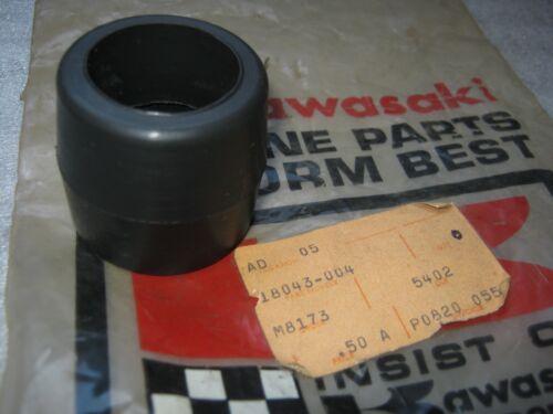 KAWASAKI MUFFLER CONNECTOR GROMMET J1 MINI BIKE 1965-1967 NOS OEM 18043-004