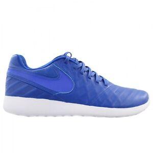 Nike Roshe Tiempo VI QS 853535-447 NSW Casual SOPHNET Racer Blue/Gold-White