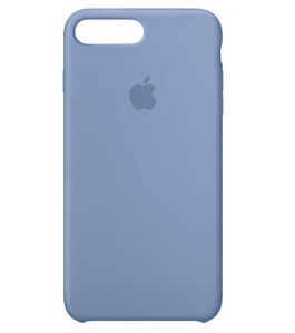 Details about Apple Silicone Case for iPhone 7 Plus - Azure