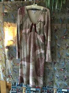 Quality-Ladies-Heine-Long-Lenght-Dress-Siize-12-Mint-Condition