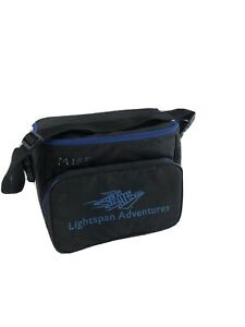 Sony-PlayStation-PS1-PSONE-Console-Lightspan-Adventures-Padded-Carry-Bag-Case
