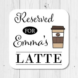 Personalised-Name-Latte-Coffee-Coaster-Fun-Friend-Birthday-Gift-Present
