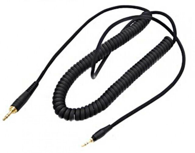 SALE Pioneer DJ WDE1433 Headphone Replacement curl cable for HDJ-1500 Tracking