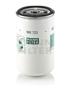 MANN Kraftstofffilter Dieselfilter WK723 für Land & Baumaschinen
