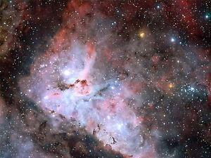 ART PRINT POSTER SPACE STARS CARINA NEBULA GALAXY UNIVERSE HUBBLE NOFL0400