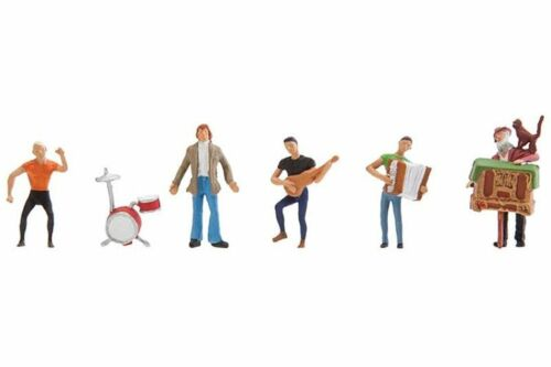Faller 150912 HO 1//87 Small band//Street musicians