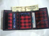Nylon Trifold Wallet