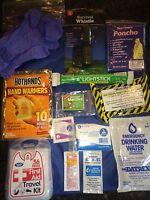Weather Bag Emergency Safety Survival Camper Hurricane Safe Earthquake Disaster