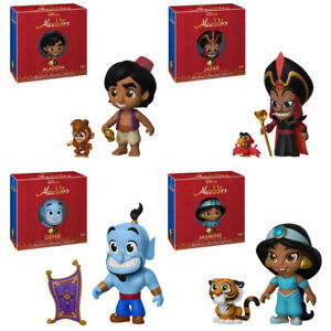 Aladdin Aladdin with Abu 5-Star Vinyl Figure
