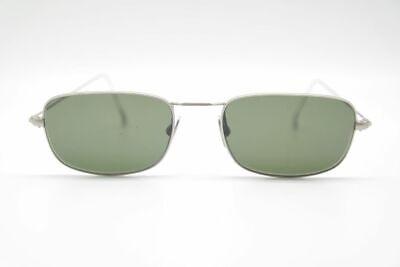 Bellissimo Benson E Ashley 001 50 [] 20 Argento Ovale Occhiali Da Sole Sunglasses Nuovo-