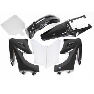 hmparts dirt bike pit bike verkleidung set 125 150 ccm. Black Bedroom Furniture Sets. Home Design Ideas