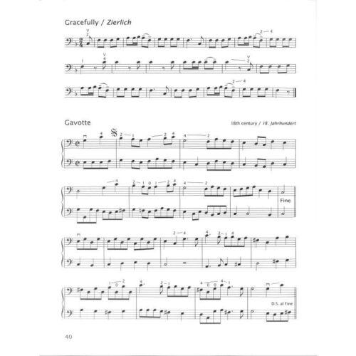 Früher Anfang auf dem Kontrabass Band 2 Kontrabassschule für Kinder